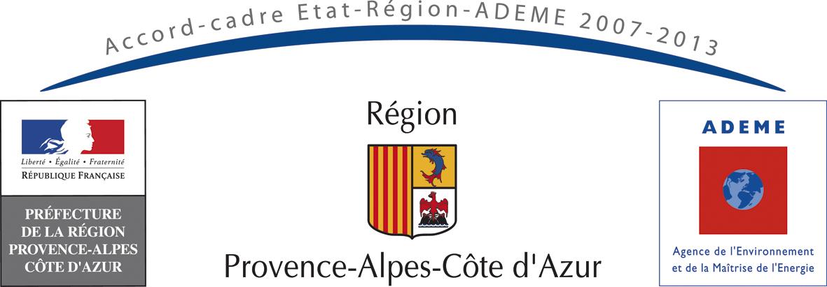 logo PACA Ademe Etat